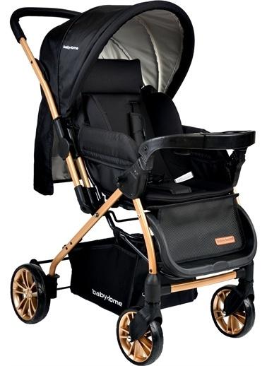 Baby Home Baby Home Bh-780 Gold Zigi Çift Yönlü Bebek Arabası Siyah